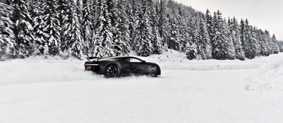 How to Build the Ultimate Winter Vehicle