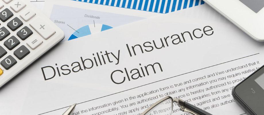 How to Make a Disability Insurance Claim
