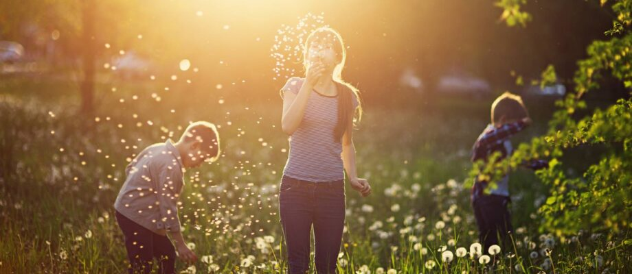 Hey To Hay Fever: Surviving The Autumn Weather