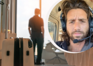 A person wearing headphones Description automatically generated with medium confidence
