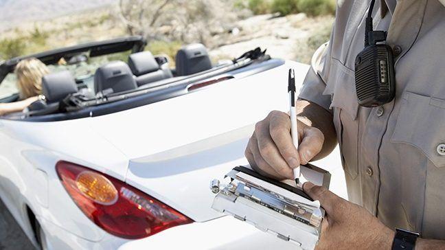 5 Effects of Receiving Speeding Tickets